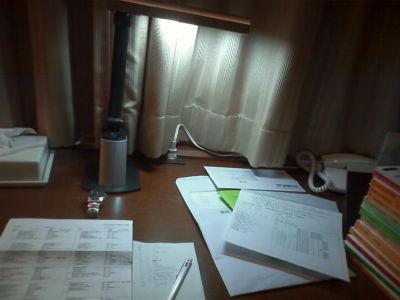 放送大学単位認定試験(2010年1学期)7/24宿泊ホテル机上