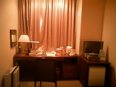 放送大学単位認定試験(2010年1学期)7/24宿泊ホテル